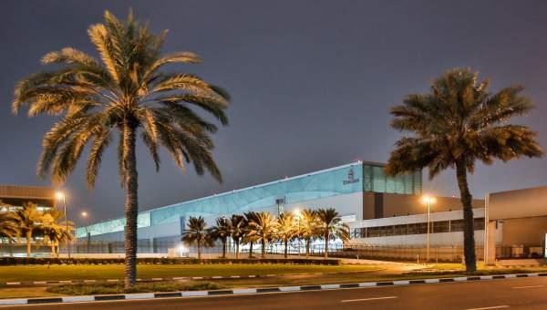 Emirates Maintenance Hangar